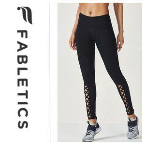 Fabletics Black High Rise Savina Leggings XS